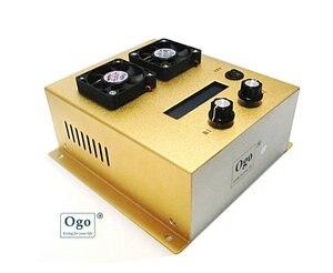 Image 4 - Max 99A контроллер с интеллектуальной функцией ШИМ контроллером OGO ProX, роскошная версия 4,1 с открывающейся настройкой Funtion