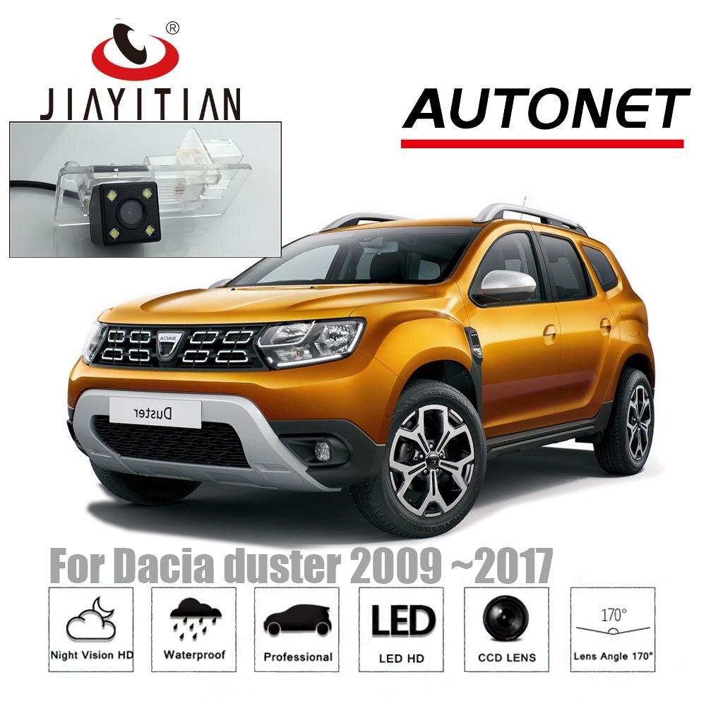 JIAYITIAN Rear View Camera For Renault duster Dacia 2012 2013 2014 2015 2016 2017 2018 OEM screen Cable kit CCD backup camera