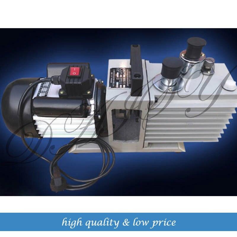 (Новый) Лучшая цена высший сорт вакуумный насос 2 этап напряжение 220 В 50 Гц 2XZ-0.5