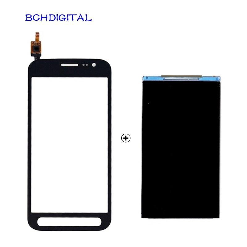 Panel de módulo LCD BCHDIGITAL SS0493 para SAMSUNG Galaxy Xcover4 para Samsung G390 G390F, reemplazo de ensamblaje de digitalizador táctil de pantalla LCD