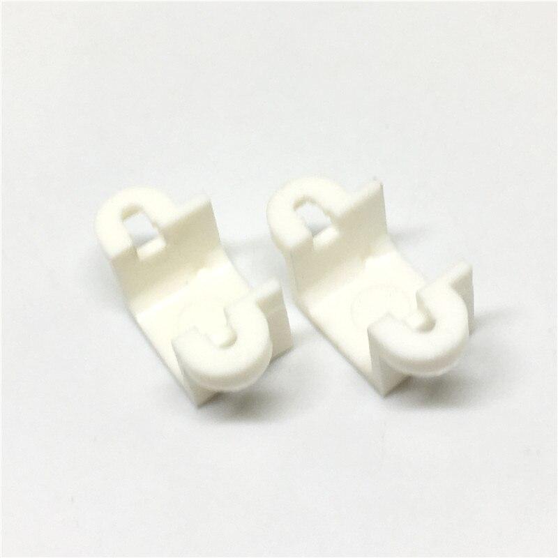 10 Uds 3PI miniQ N20 Micro montaje de motor Set 12mm DC montaje de motor de soporte de accesorios de juguete Coche