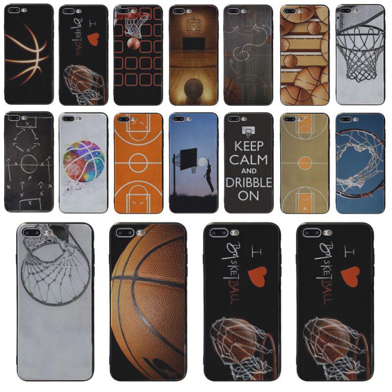 Yinuoda черный мягкий чехол баскетбольная площадка для iphone S5 5 SE X XS XR XSMAX 7 7plus 8 8plus 6S 6PLUS 6 Чехол