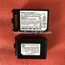 Nowy oryginalny dla Motorola Zebra Symbol MC70 MC7090 MC75 MC75A MC75A6 MC75A8 MC7596 bateria o dużej pojemności 4800 mAh 82- 71364-06