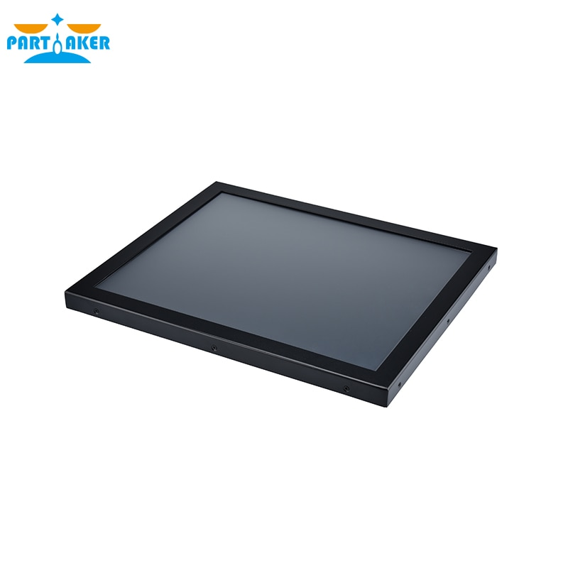 Z15 Industrial Interactive Touch Screen 17 Inch All In One PC Intel Core I5 4200U 4G RAM 64G SSD enlarge