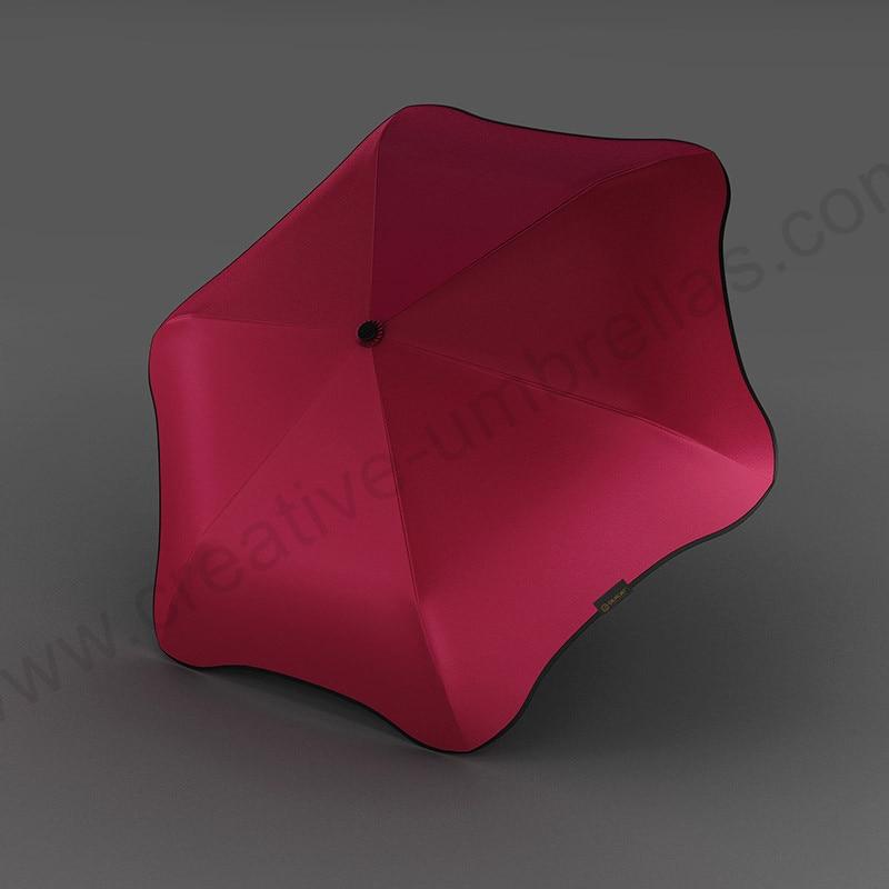 3pcs/lot aviation alloy anti-thunder fiberglass floral plum blossom umbrella 5 times black coating anti-uv flower  parasol enlarge