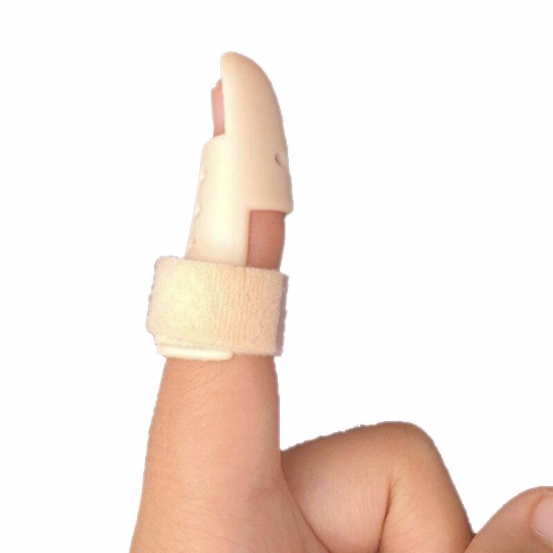 6 unids/set de madera contrachapada médica para dedo equipo de rehabilitación órtesis para dedos aparatos ortopédicos de mano