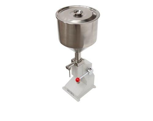 Máquina llenadora de botellas de 5-50 ml, llenadora de líquido Manual, embotelladora de líquido primero