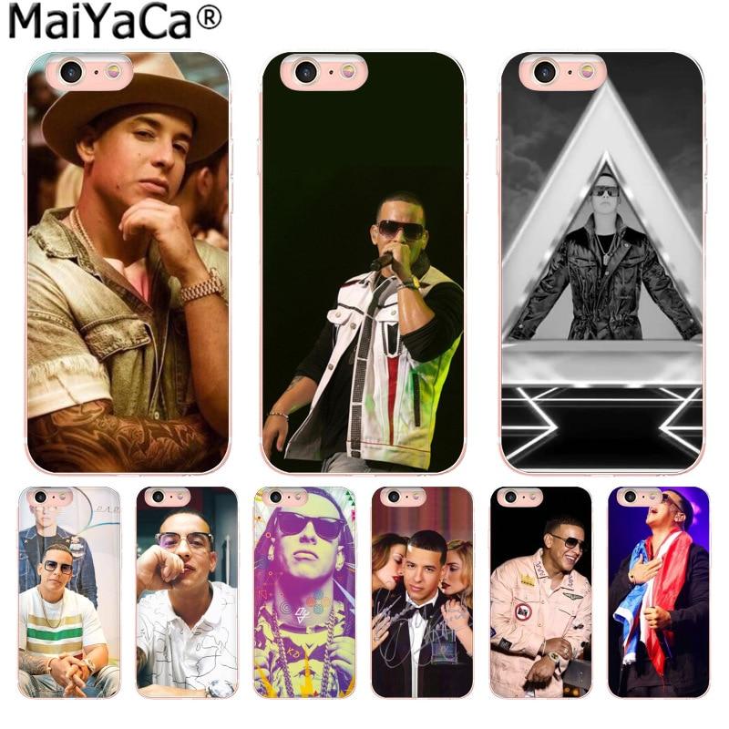 Maiyaca daddy yankee nova chegada moda capa de telefone para o iphone se 2020 11 pro 8 7 66s plus x 10 5S se xr xs max