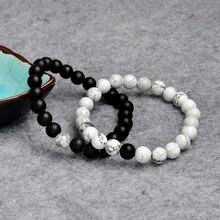 Ensembles de perles perles Bracelet grès blanc Amazon bijoux à bricoler soi-même chaude vitesse à travers le commerce extérieur