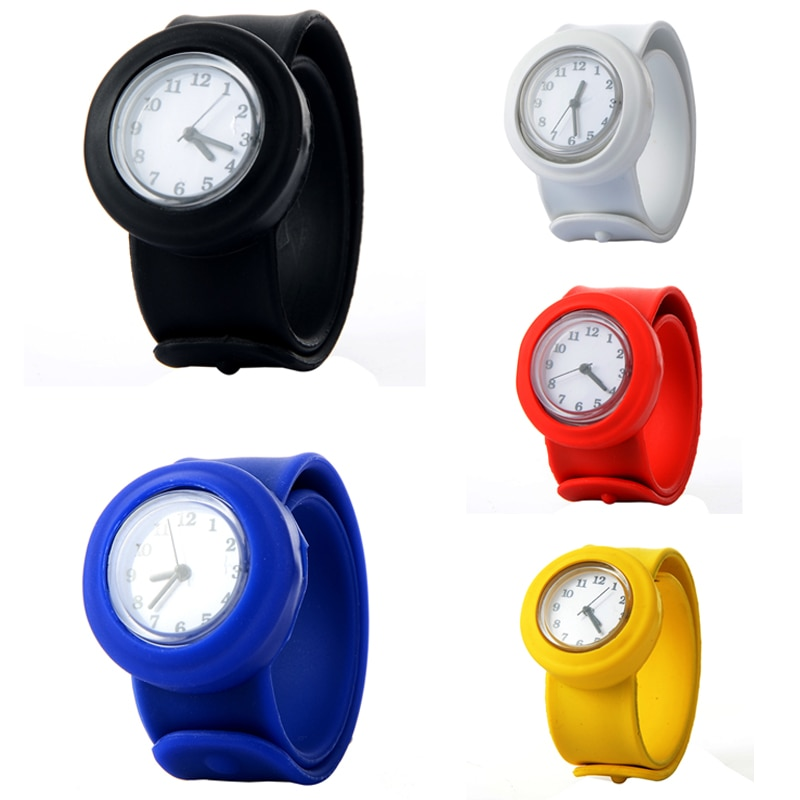 big eye despicable me children watch little yellow man watch milk dad student clock baby kid quartz wrist watches for girls boys Cute Soft Silicon Cartoon Watches Children Kid Quartz Watch Sport Casual Bendable Rubber Strap Wrist Watch for Girls Boys