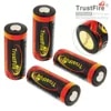 4pcs TrustFire 3.7V 26650 5000mAh ליתיום נטענת סוללה Bateria עם מוגן PCB עבור LED פנסי פנסים