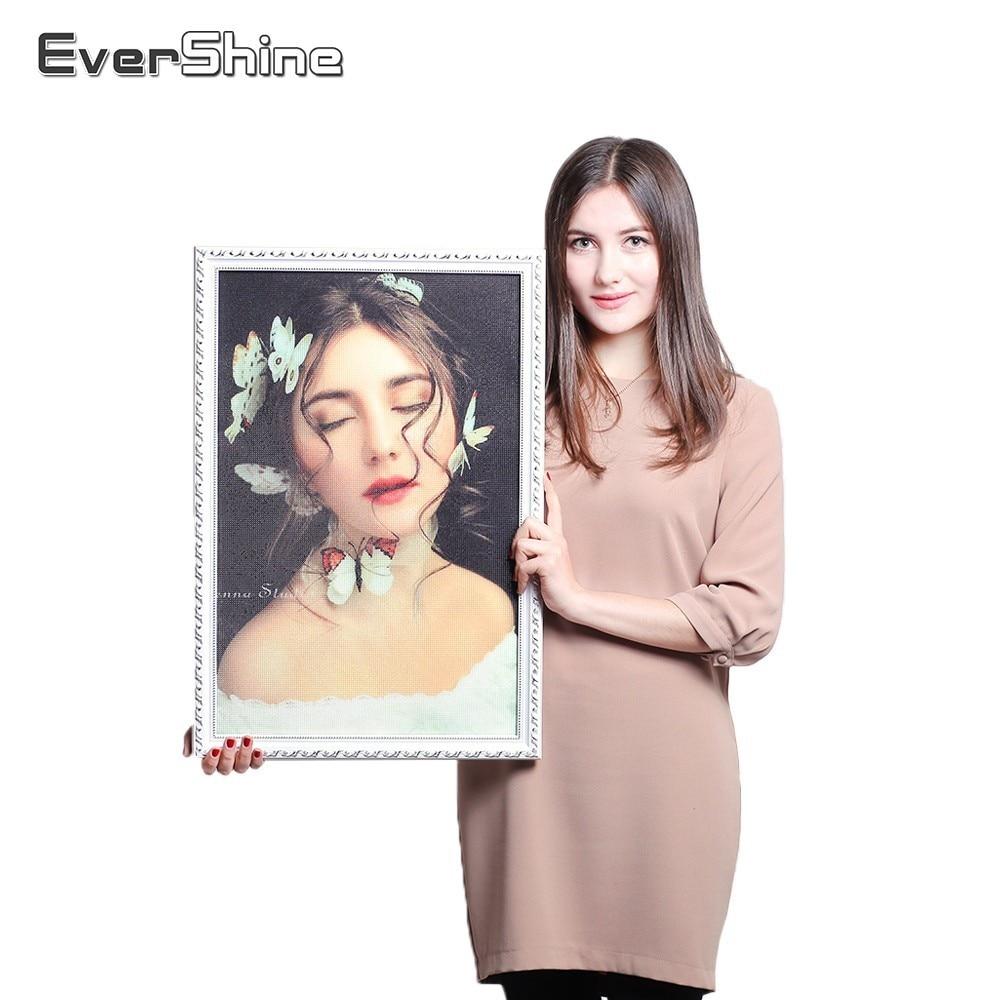 Evershine фото обычай алмазная живопись выкладка распродажа 5D DIY алмазная вышивка мозаика наклейки на стену картины стразами подарок дропшиппи...