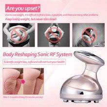 RF Cavitation ultrasons minceur masseur LED gros brûleur Anti Cellulite Lipo dispositif peau serrant la perte de poids Machine de beauté