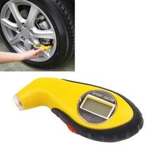Manomètre numérique LCD   Outils de Diagnostic, jauge de pression, manomètre, baromètre testeur numérique, pneu Air de voiture, roues de moto, nouveau