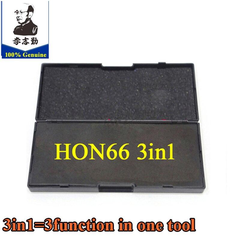 HON66  lishi 2in1 Tool tool car repair tool lishi locksmith tool tool tool opiate lp