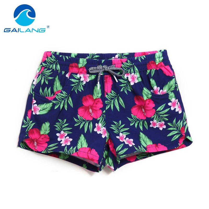 Gailang/Брендовые женские шорты, трусы-боксеры, женские купальные костюмы, пляжные шорты, повседневные быстросохнущие шорты для геев
