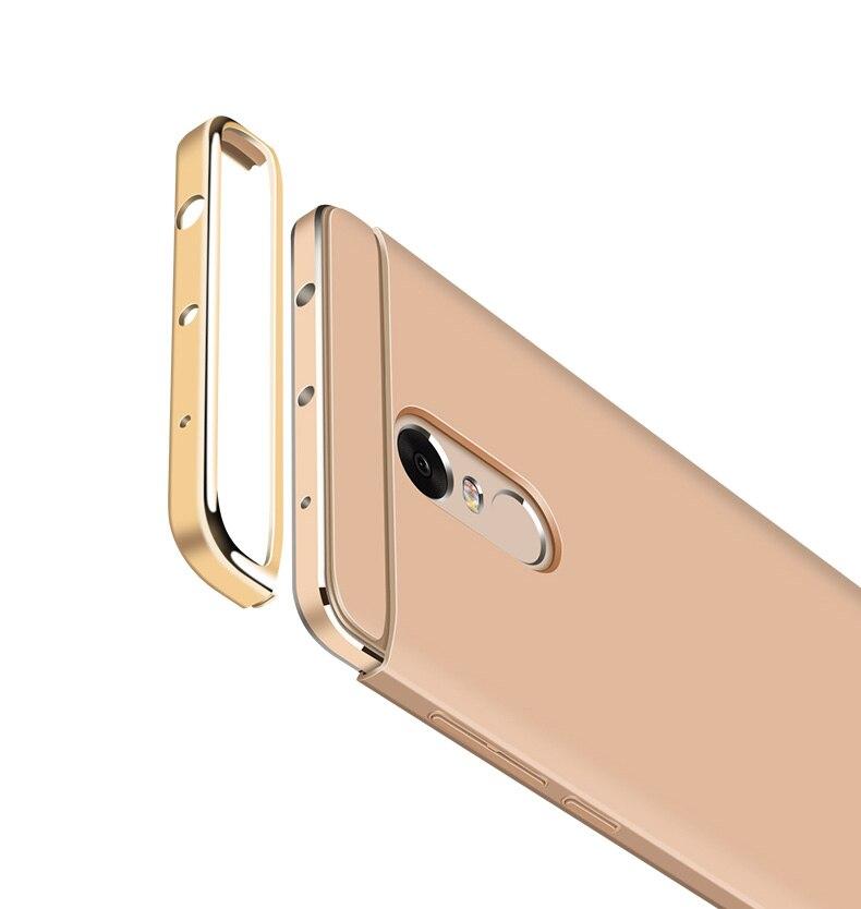 Xiaomi redmi note 4 bastec case luksusowe 3-w-1, odporna na wstrząsy matowe tarcza dysk back cover case dla xiaomi redmi note 4x 10