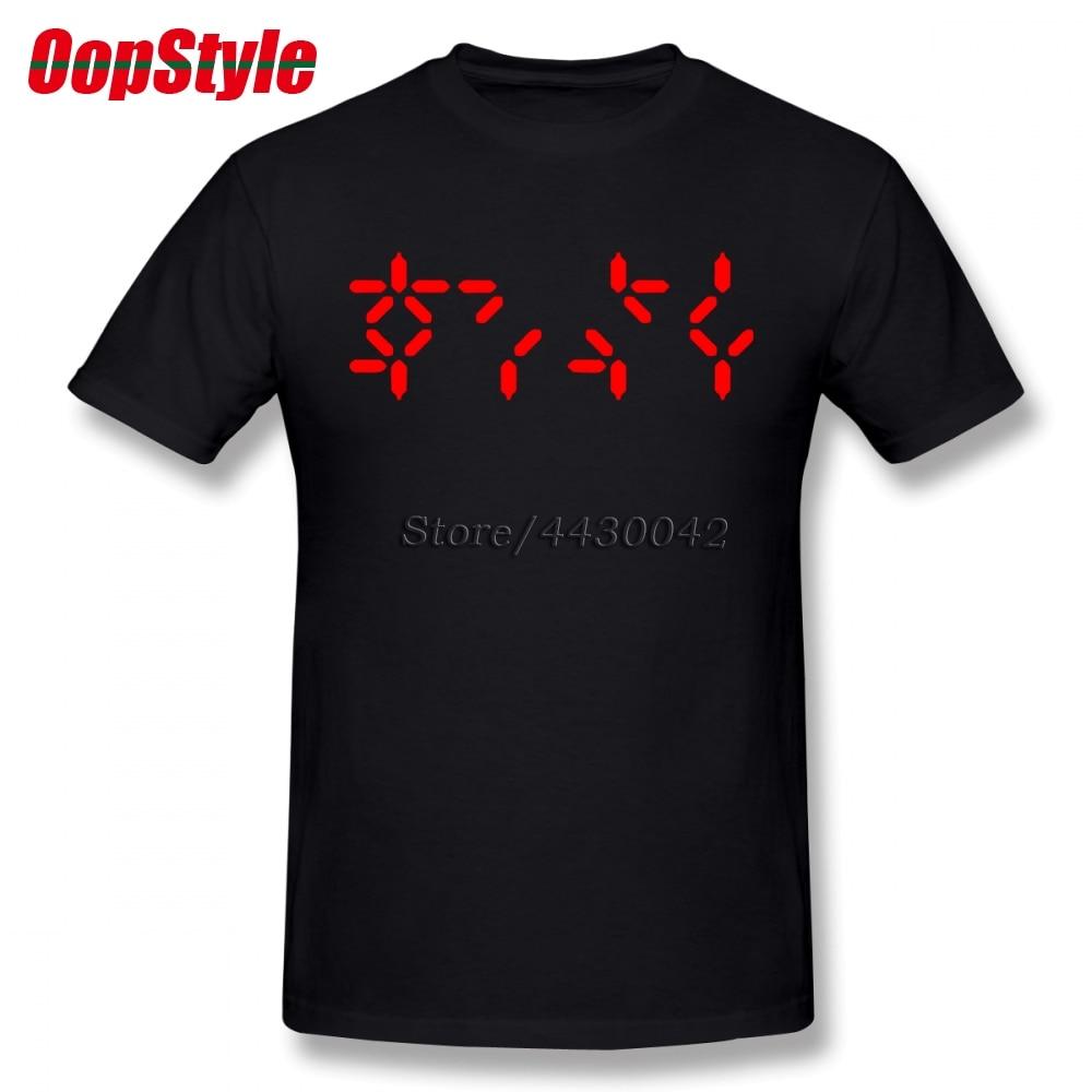 Predator Destruction Aliens Vs Predator Camiseta para hombre de talla grande Camiseta de algodón para equipo 4XL 5XL 6XL Camiseta