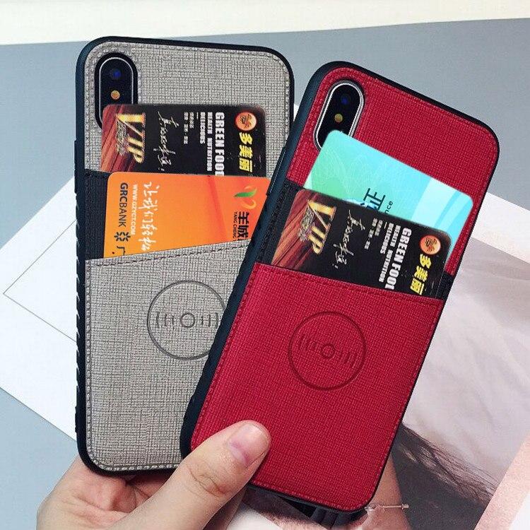 Novo tecido pano veículo para huawei p20 p30 pro p20 lite cartão de crédito carteira caso para huawei companheiro 10/20 lite nova 3 3i 4 5i capa