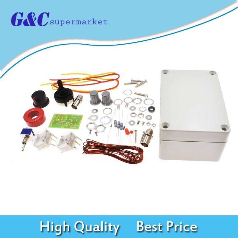 1-30 МГц ручная антенна тюнер в комплекте для HAM Радио QRP DIY kit