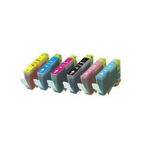 Einkshop 2SET CLI-8 CLI 8 tinte Patrone Für Canon CLI8 Für Canon Pixma iP6600D iP6700D drucker tinte