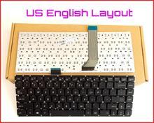 Nouveau clavier Version anglaise américaine pour ASUS VivoBook F402C X402 S400CB X402C X402CA S451 S451E S451L S451LB ordinateur portable sans cadre