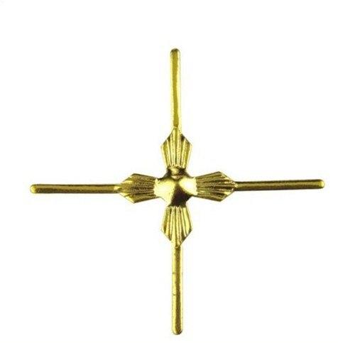 5000 قطعة 36 مللي متر الذهب القوس التعادل الشماعات 4 شوكات الإضاءة اكسسوارات موصلات