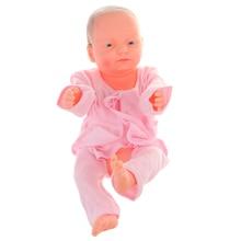 الفينيل الطفل دمية الاطفال بشكل تشريحي الصحيح الكرة المشتركة الجسم لعبة مجسمة
