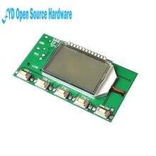 1pcs DSP PLL 87-108MHz 다기능 FM 스테레오 송신기 모듈/마이크 무선 송신기/무선 마이크 모듈