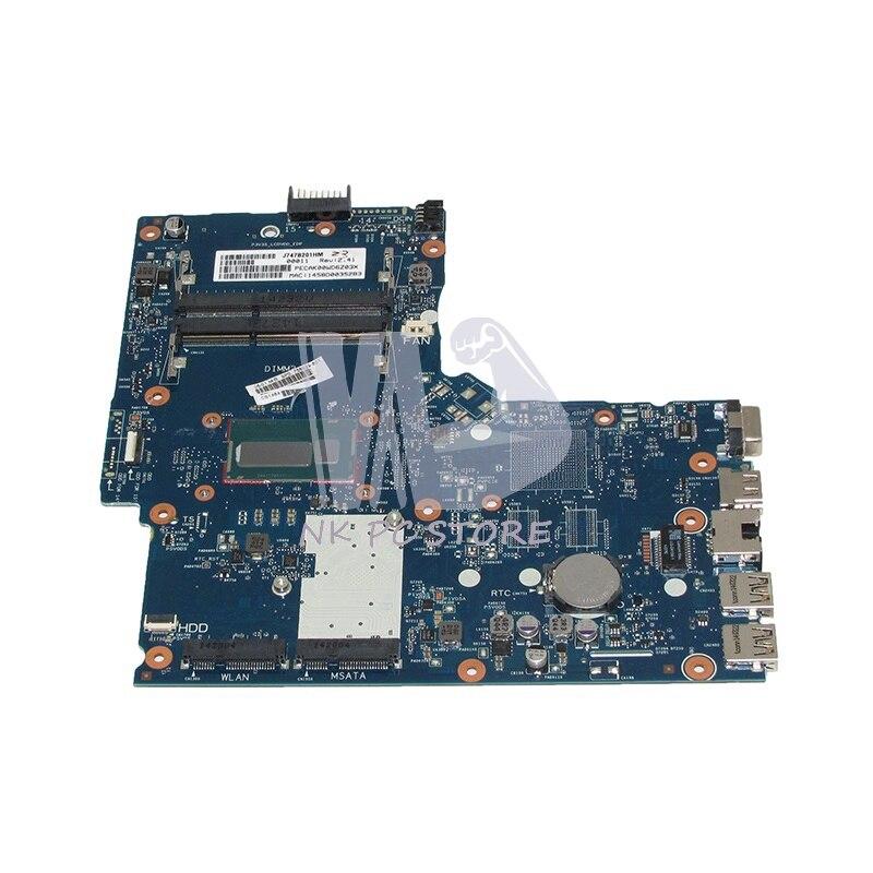 NOKOTION 758029-001 para HP Probook 350 G1 placa base de computadora portátil SR170 i5-4200U CPU SNOWI10-6050A2608301-MB-A05 758029-601