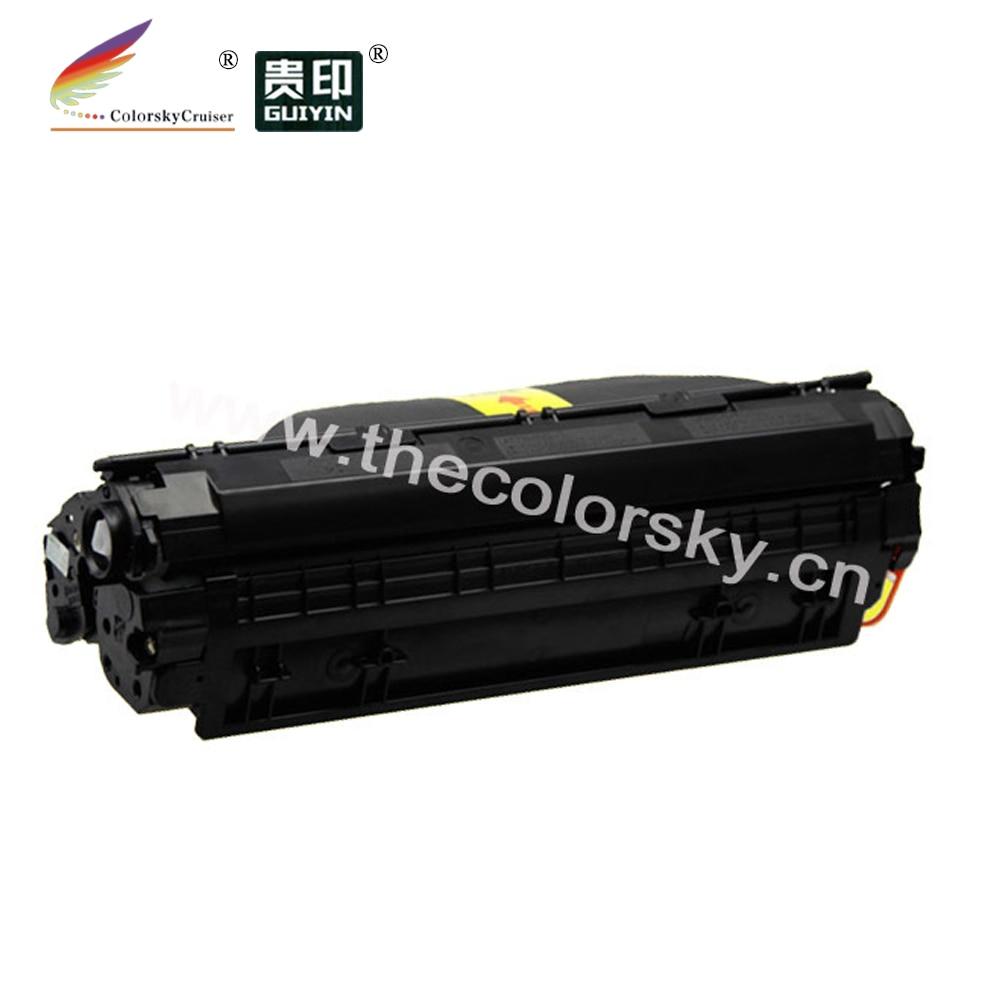 (CS-H436A) cartucho láser para impresora de Tóner para hp CB436A CB436 CB 436A 36A P 1505 1505N M 1120 1522N 2 K páginas gratis DHL