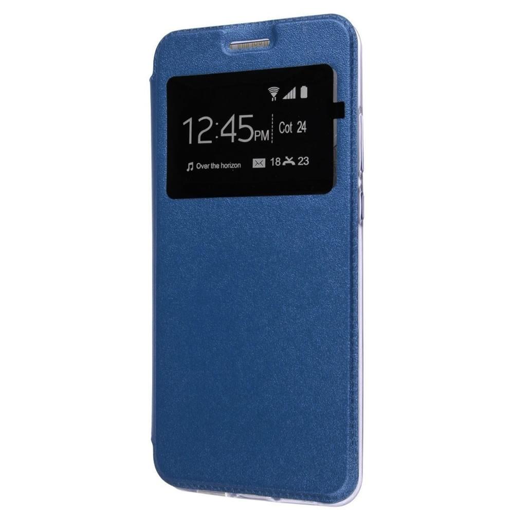 Funda Libro para Sony Xperia XZ Premium Azul