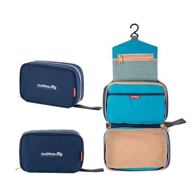 Zipper Sacos de viagem Ao Ar Livre Homens e Mulheres Pacote de Multi-purpose Classificação Pacotes Kit de Viagem Bolsas Saco Bolsa Organizador