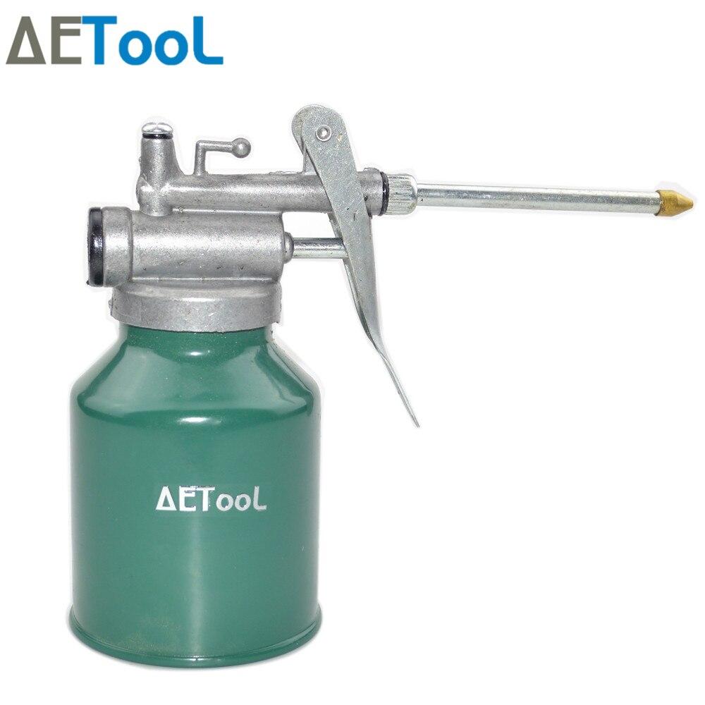 Máquina de engrase profesional de 250cc, bomba de alta presión para aceite, lubricación de aceite, herramienta de engrase para máquina de engrase de aluminio