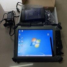 IX104 I7 laptop + 240GB SSD + nueva interfaz de autodiagnóstico múltiple G-M escáner G-M MDI con GDS2 + TECH2WIN listo para usar