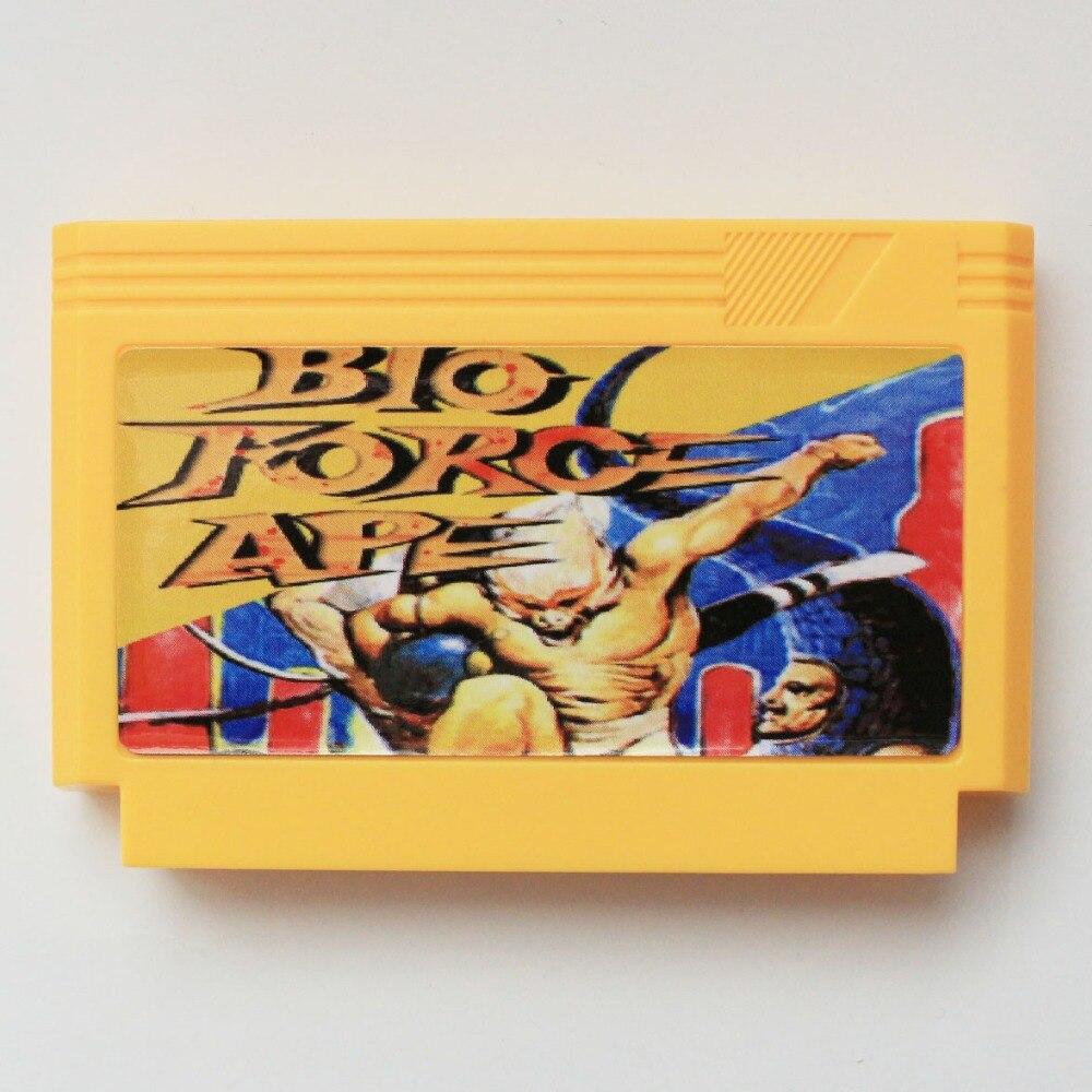 Био сила Ape 60 контактов игровая карта для 8-битного D99 игрового игрока