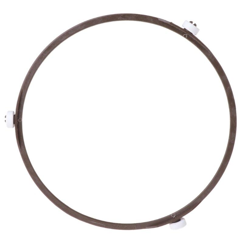 Piezas de horno microondas bandeja giratoria redonda soporte de placa de vidrio 6,57 ''interior