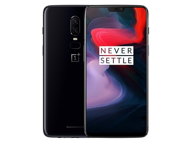 Фото2 - Оригинальный телефон Oneplus 6 A6000, телефон на базе Android, 4G LTE, экран 6,28 дюйма, 8 ГБ ОЗУ 256 ГБ, на две SIM-карты, 1080x2280 пикселей, мобильный телефон