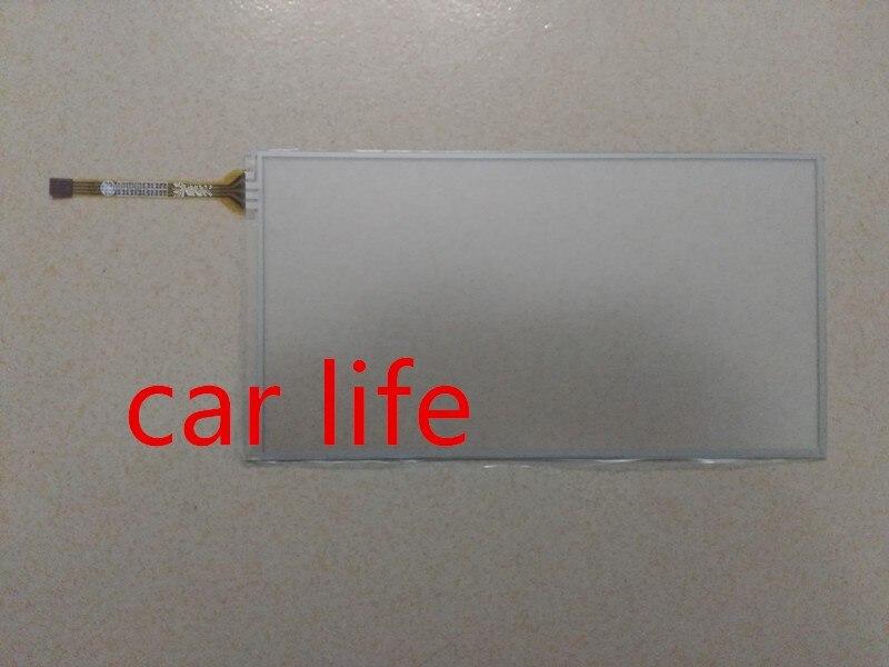 7 pulgadas de pantalla táctil de cristal digitalizador lente para Alpine INA-W900E W900C IAV-502 505 reproductor de dvd del coche de navegación gps C070VW03 v0