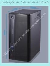 New Mini Computer Case Industrial Computer Case Htpc Hd Host Computer Case D525 D2700 Motherboard