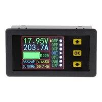 Multifunctional Meter Digital Multimeter Charge-Discharge Battery Tester DC 0-90V 0-20A Volt Amp Meter