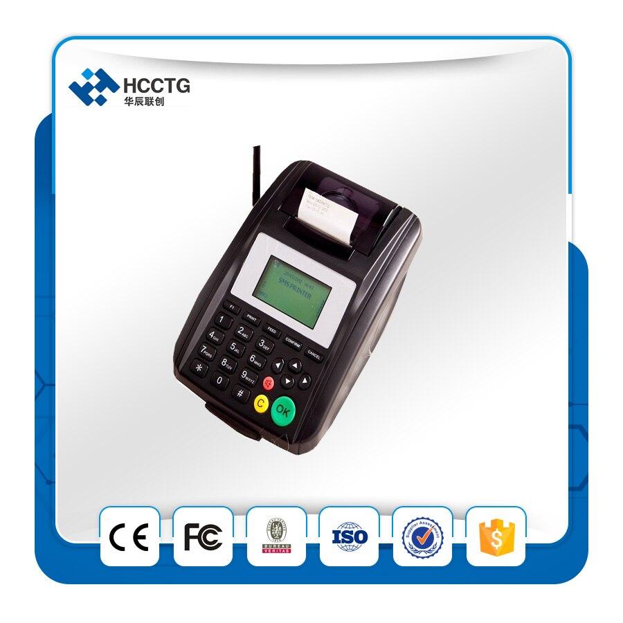 El sistema de pedidos de alimentos en línea admite software de actualización remota, impresora térmica WIFI GPRS HCS10