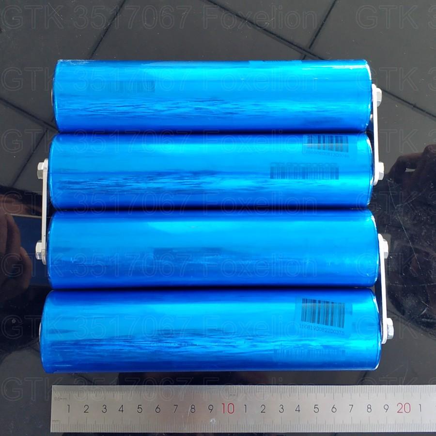 4 Uds 3,2 v 20Ah lifepo4 las células de batería para 43180 de 40152 + 38120 tornillos + conectores