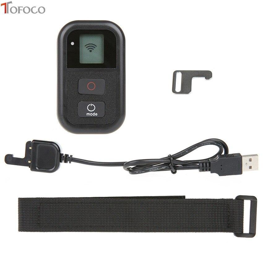Дистанционные контрольные принадлежности для GoPro + беспроводной RC зарядный