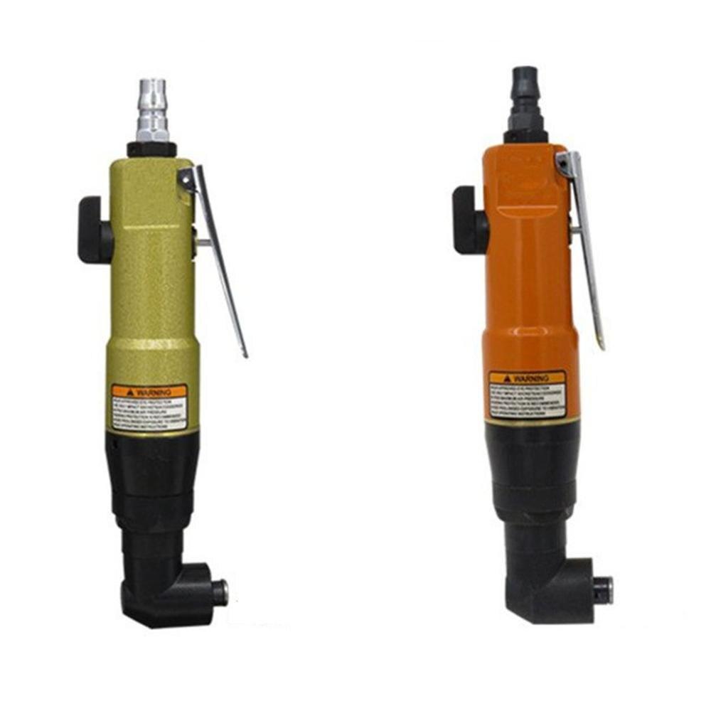 5H mango recto tornillo neumático lote KP-805HL 35N-m torsión 8000 rpm naranja dorado destornillador neumático