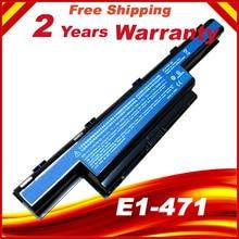 6 Cell Battery for Acer Aspire V3-571G 4551 V3 V3-471G V3-551G AS10D81 E1-471 E1-421 E1-431 E1-571 E1-531 4741G as10d31