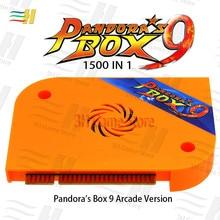 Pandora box 9 arcade version spiel bord Gebaut in 1500 spiele Für arcade maschine der Pandora Box 9 1500 in 1 pandora 5s 6s 7 pacman