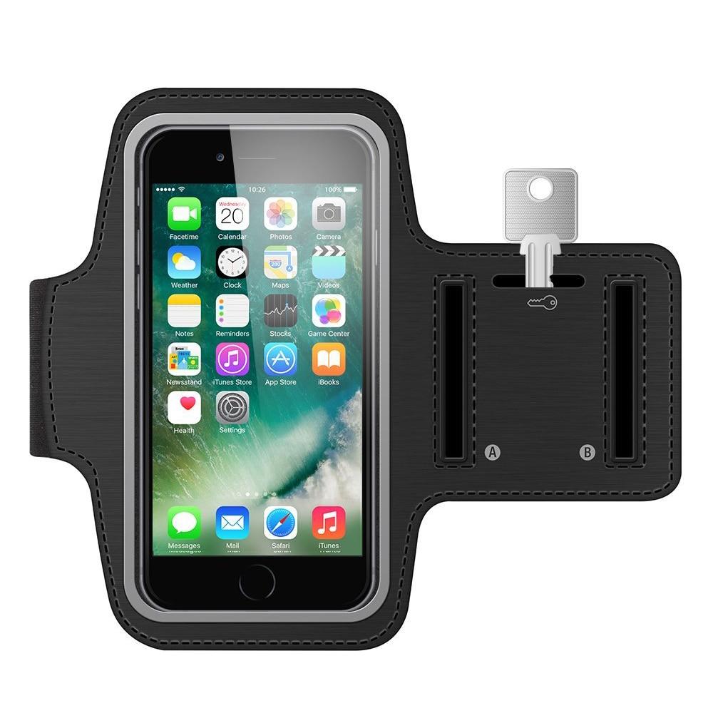 Funda de banda de brazo para correr para Xiaomi mi A2 lite mi 8 A1 mi x 2S mi 8 se Note 3 5 cinturón de gimnasio bolsa de muñeca estuche de teléfono
