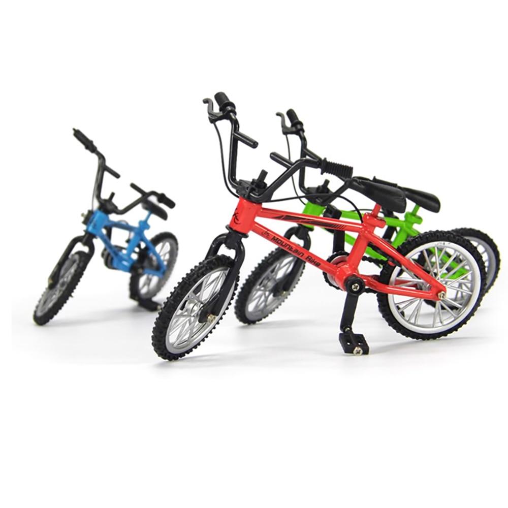 RC Crawler 110 accesorios de decoración Mini bicicleta de montaña modelo Juguetes Para Axial SCX10 TRX4 Tamiya CC01 D90 D110 RC Coche