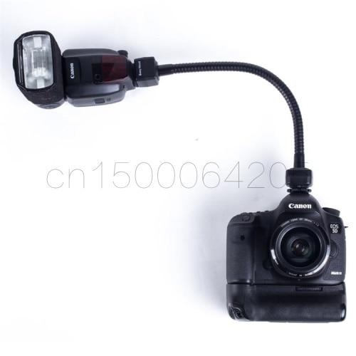 Flash Da Câmera DSLR braço flexível E-TTL Off Camera Shoe Cord com Safe Lock para Nikon D850 D750 D610 D810 D800 d90 D7100 D7200 D500